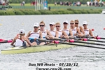 Sunday Racing - Showdown Set in Women's Eights